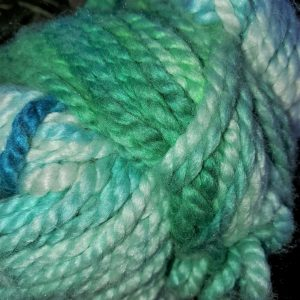 Hand-dyed Mega Prism - Clear Lake