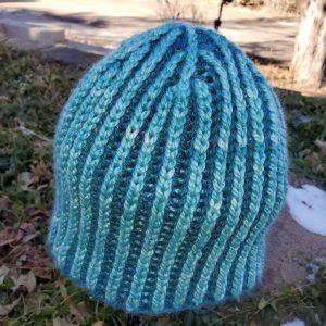 Mega Prism Brioche Hat Kit