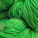 Superwash Sock Yarn - Green Centauri Planet