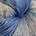 Hand-dyed Rainbow Prism - Cennini Blue