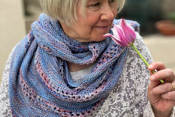 Imagination Shawl Knit-A-Long is going on NOW!