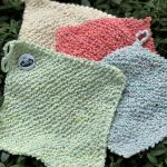 Cuddly Curly Cotton Facecloth