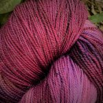 Superwash Sock Yarn - Galactic Gem with Sparkle
